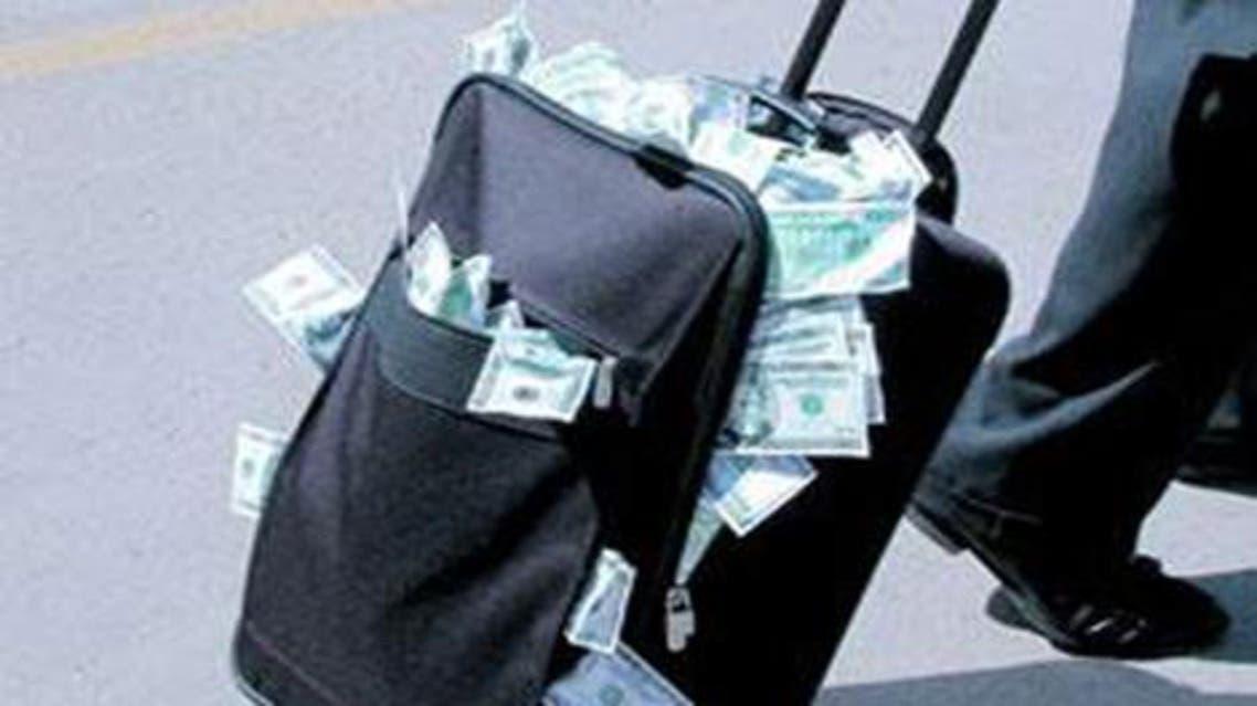 تهريب أموال