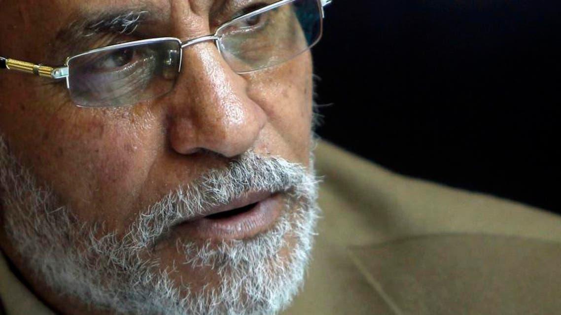 Muslim bros leader Mohammad Badie