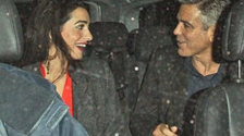 Clooney denies Lebanese love interest: 'it's all made up'