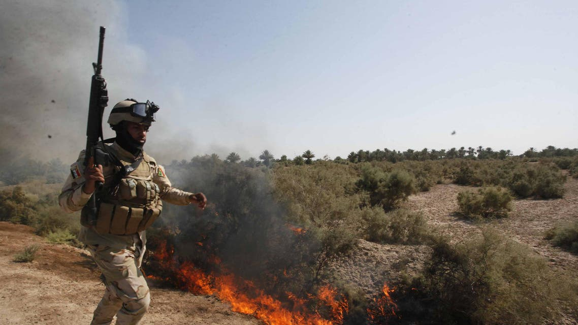 Reuters soldier iraq