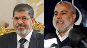 Morocco's Islamists and the Egyptian Muslim Brotherhood