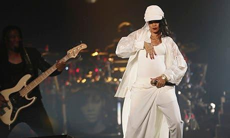 Rihanna AFP
