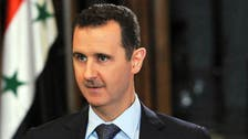 Assad: backing rebels must stop for peace to take place