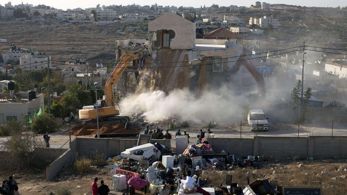 AFP east jerusalem