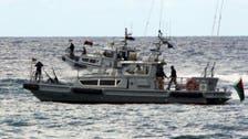 Libya coastguard rescues 84 migrants at sea