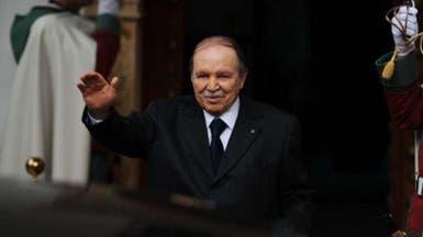 بوتفليقة يستقبل الإبراهيمي وسط جدل بشأن ترشحه للرئاسة