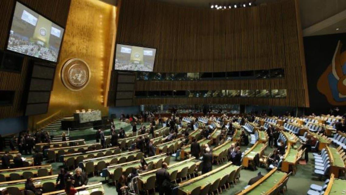 Reuters GA UN