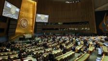 Saudi draft resolution demands U.N. measures against Syria war crimes