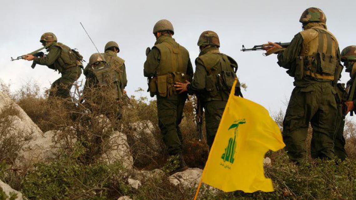 hezbollah fighters reuters