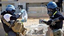 """منظمة """"الكيمياوي"""" تضع أختاما على الترسانة السورية"""