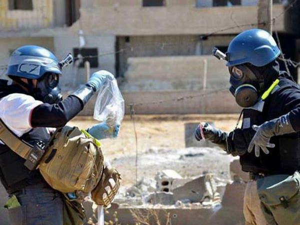 """الائتلاف السوري يطالب بتحقيق حول """"كيمياوي حرستا"""""""