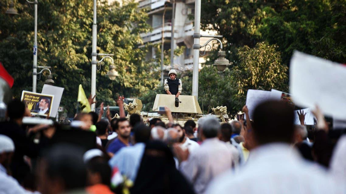 pro-Mursi (AFP)