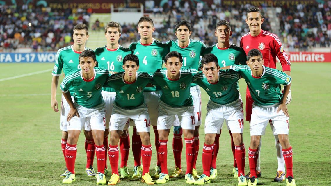 Mexico U-17 Fifa AFP