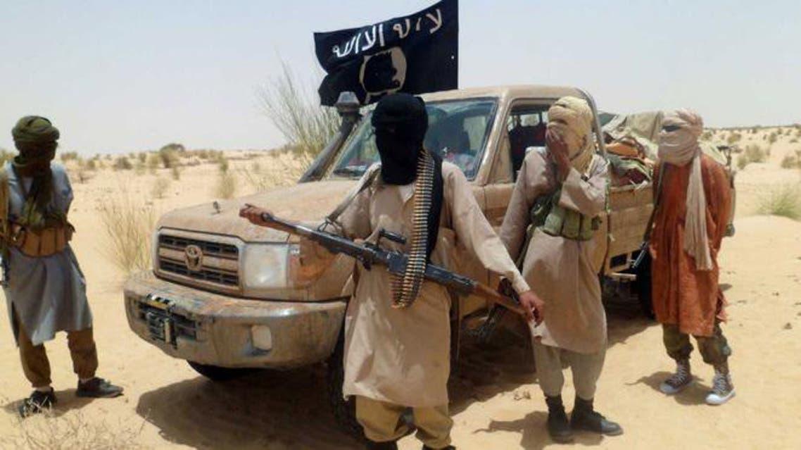 Mali Jihadists. (File AFP)