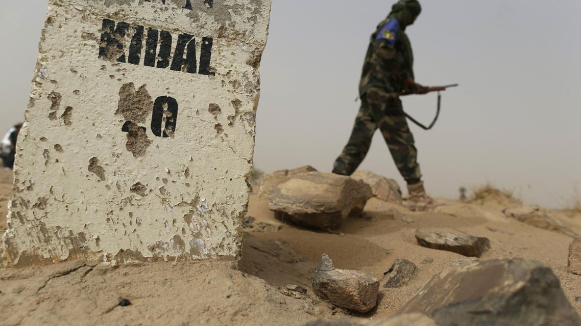 wo French journalists have been kidnapped in Kidal according to military sources on November 2,
