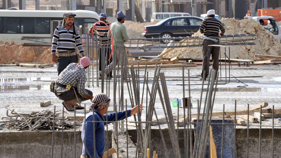 workers in saudi AFP