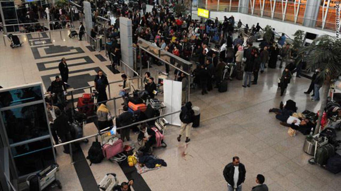 Cairo Internaitonal Airport (File Photo: AFP)
