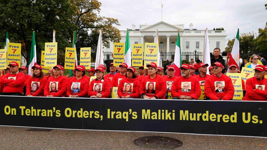 Iraq's Maliki visits Washington