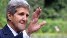 Israel, Palestinians grim on peace talks before Kerry visit