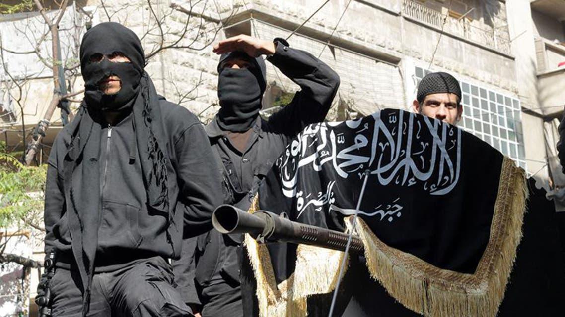مسلحون من جبهة النصرة في سوريا