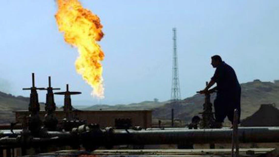 Iraq crude AFP