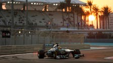 British teenager Russell firmly on the F1 radar