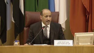 الجربا: لا مشاركة في مؤتمر جنيف2 بحضور إيران
