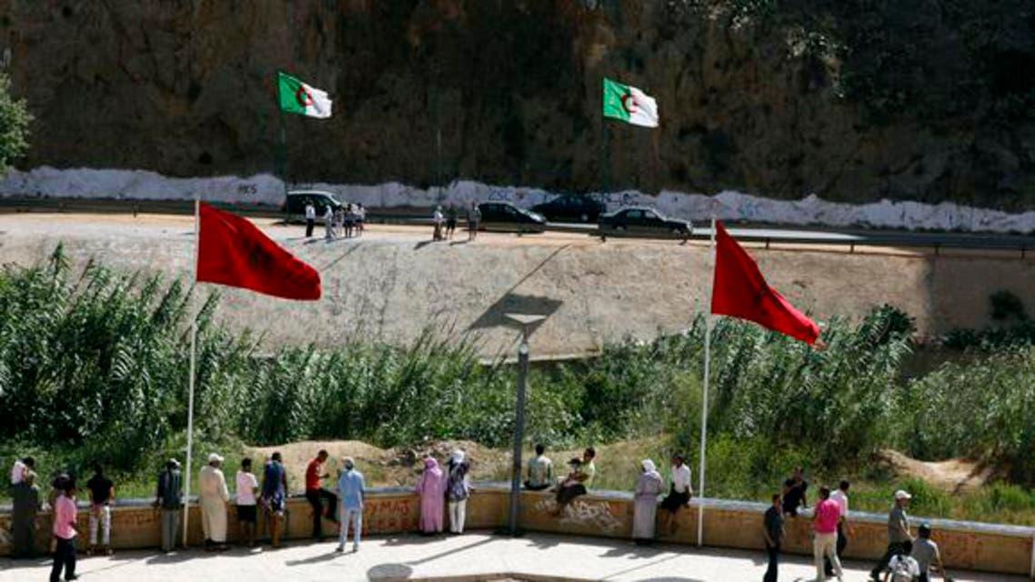 morocco algeria borders reuters