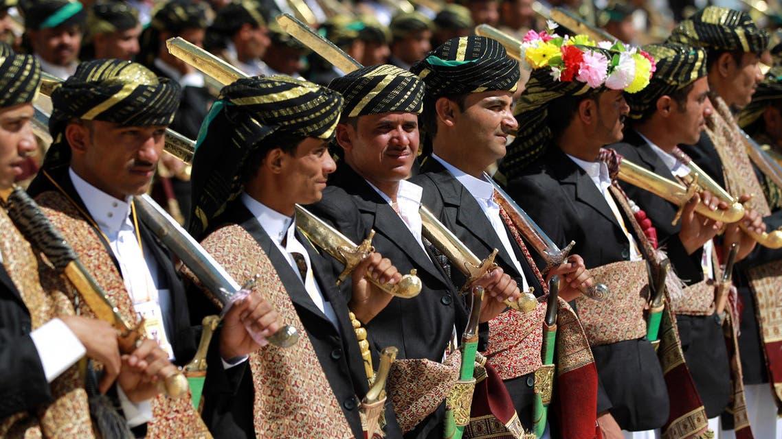 A mass wedding in Yemen