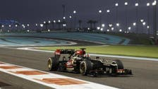 Raikkonen sent to back of Abu Dhabi grid