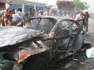 إصابة ضابط مخابرات في انفجار عبوة ناسفة باليمن