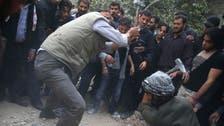 Arab League backs Syria peace talks, urges opposition to go