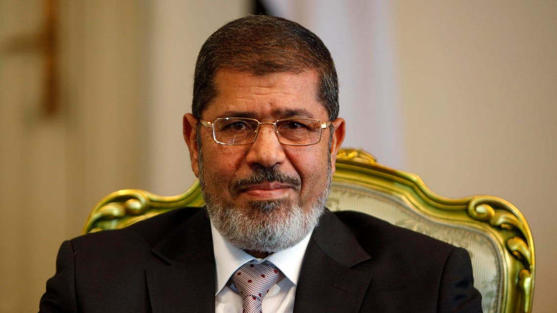 Reuters Mursi chair