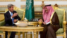 Kerry says U.S. relations with Saudi Arabia should 'stay on track'