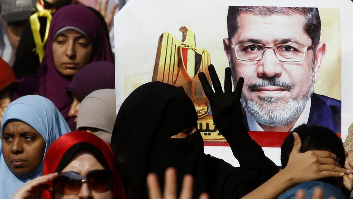 مظاهرات مؤيدة لمحمد مرسي