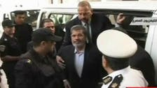 Egypt's ousted president in high-security prison
