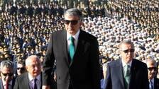 Turkey's President warns of Syria becoming 'Mediterranean Afghanistan'