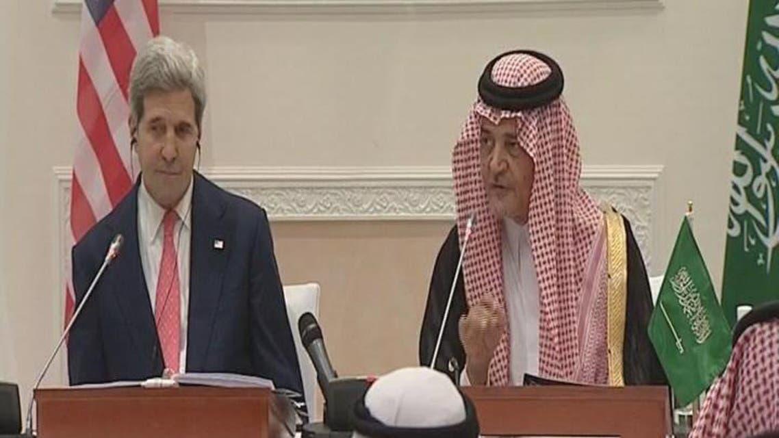 THUMBNAIL_ الفيصل: اتفقنا مع واشنطن على أنه لا دور للأسد بالمستقبل