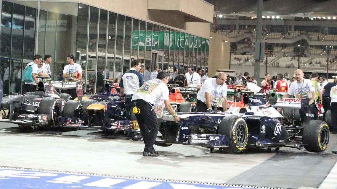 Vettel wins F1 race in Abu Dhabi