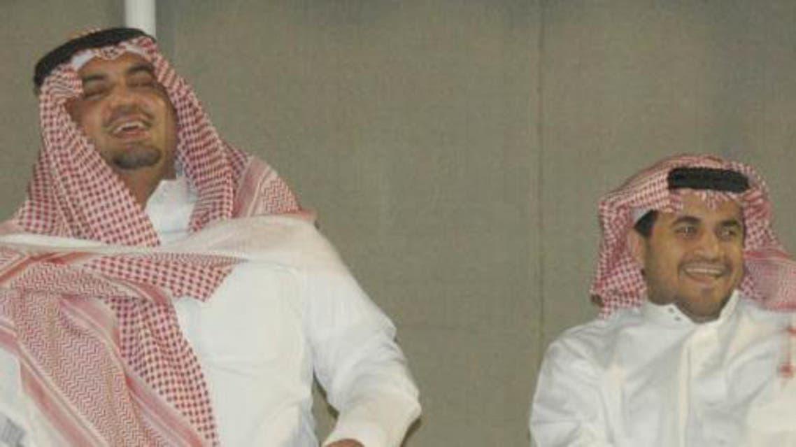 فهد بن خالد بن سلطان وخالد البلطان