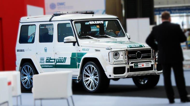 Dubai Police adds Mercedes, Audis to its supercar fleet - Al