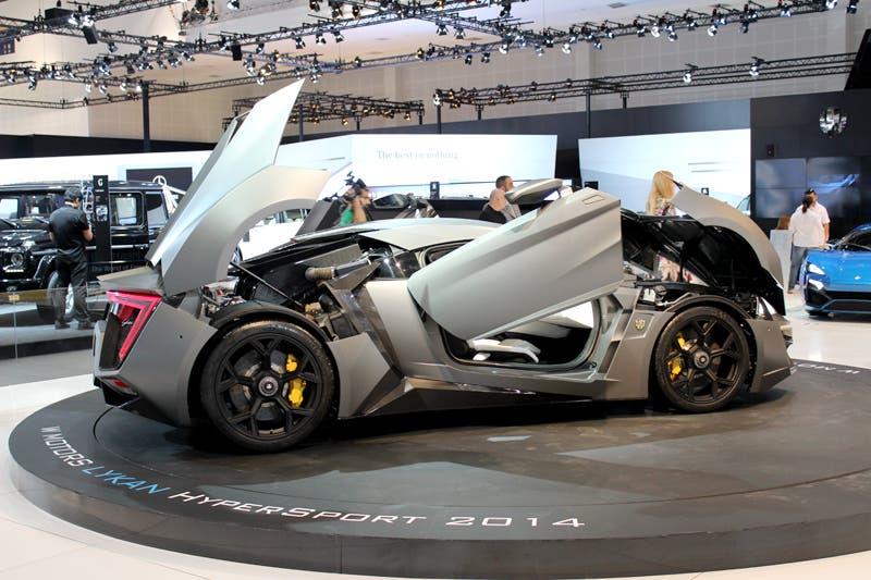Dubai International Motor Show.
