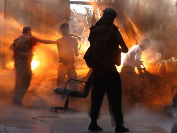 حلب.. ميلاد نواة إعلامية لحماية صحافيي الثورة