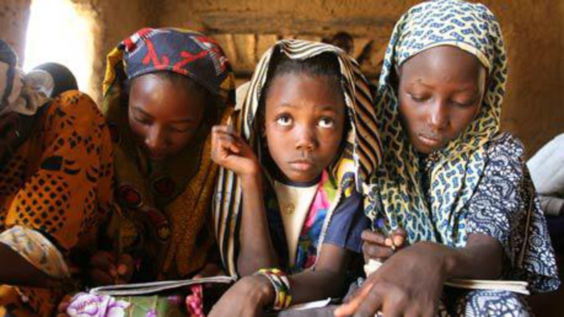 mali girls reuters