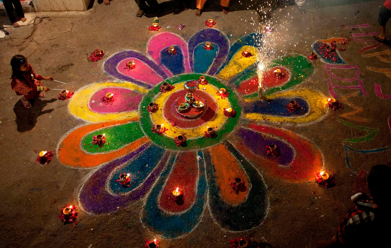 Pakistan's Hindu minority celebrate Diwali
