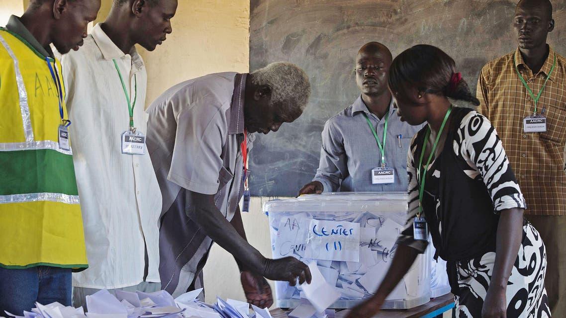 انتخابات السودان في أبيي