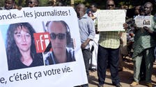 Bodies of two journalists killed in Mali arrive in Paris