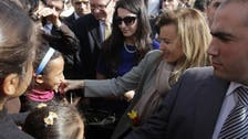 International aid for Syrian refugees falls short, says French first lady