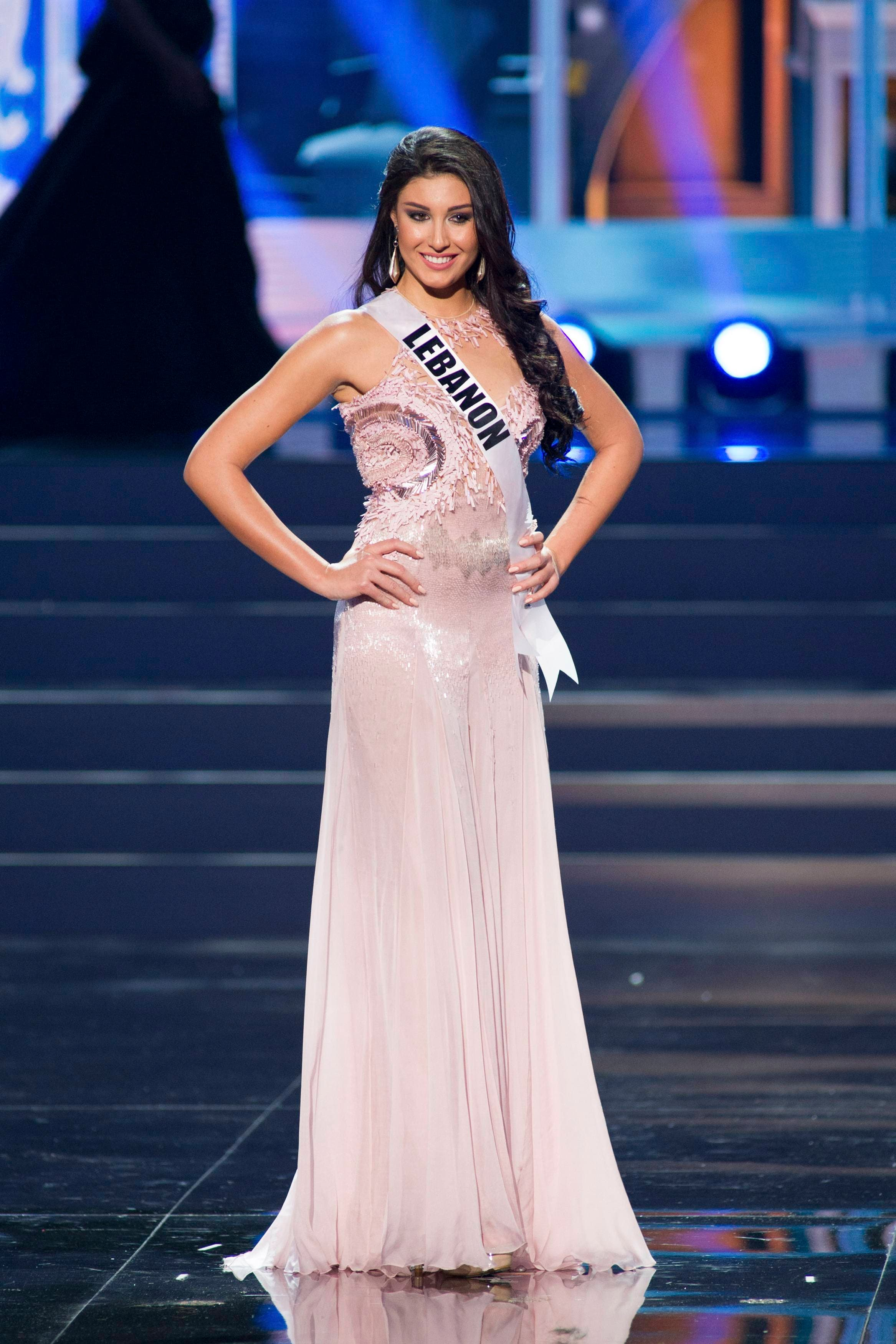 Miss Universe 2013 Preliminary Competition Al Arabiya