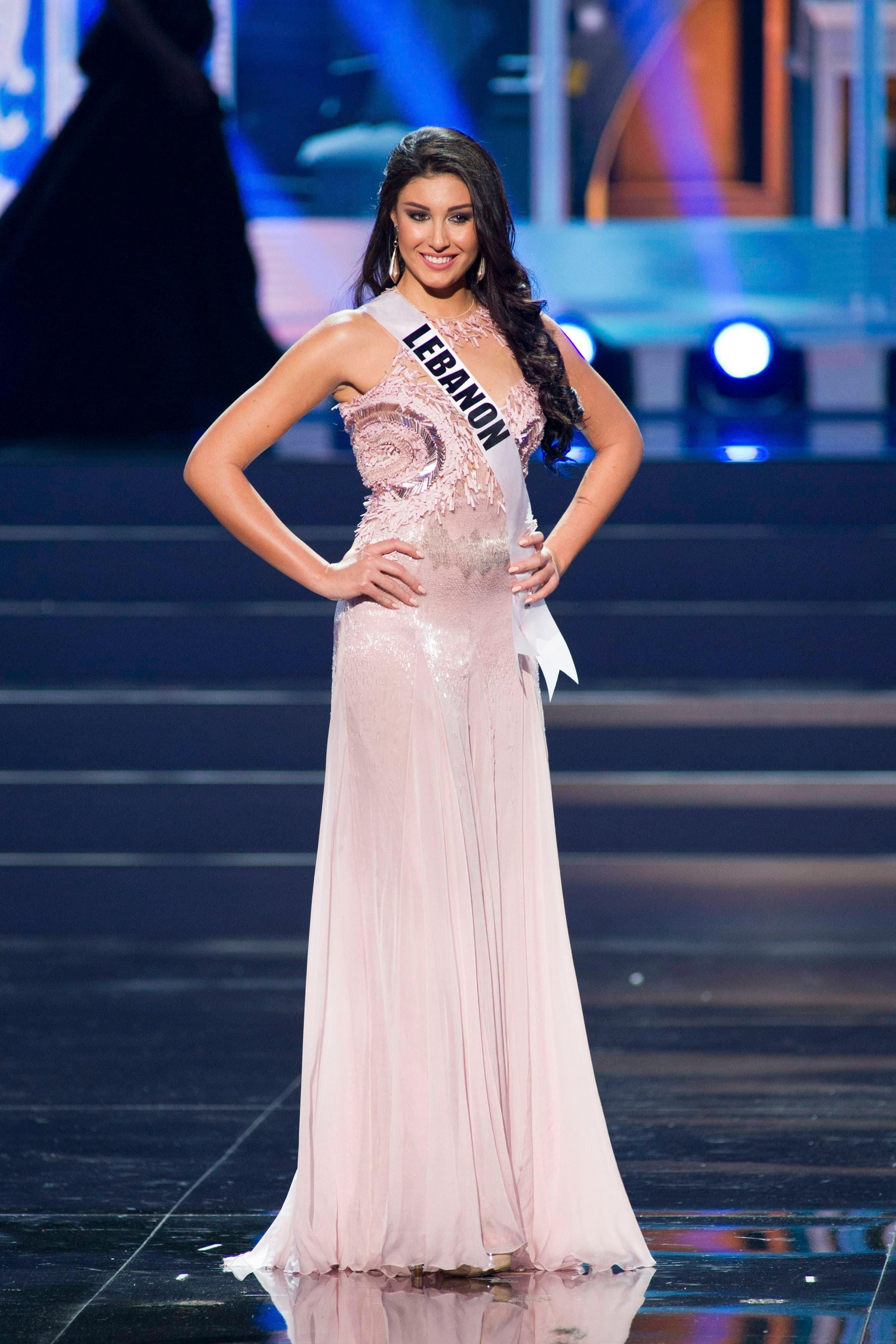 Miss Universe 2013 preliminary competition - Al Arabiya English